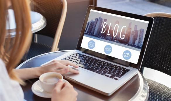 كيفية انشاء مدونة من الصف